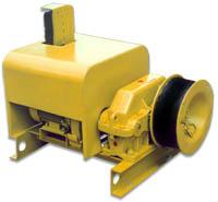 Лебедка тяговая ТЛ-14Б